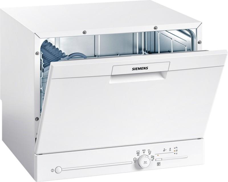 Siemens SK25E211EU volně stojící kompaktní myčka, bílá