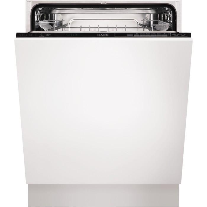 AEG F55312VI0 vestavná myčka nádobí, 60 cm