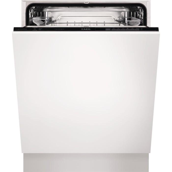 AEG F55340VI0 vestavná myčka nádobí. 60 cm