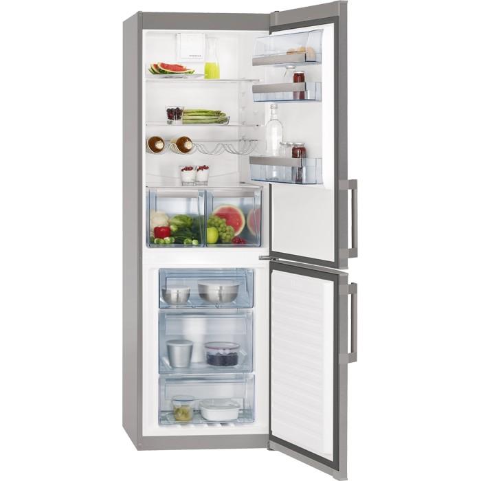 AEG S53620CTX2 volně stojící kombinovaná chladnička
