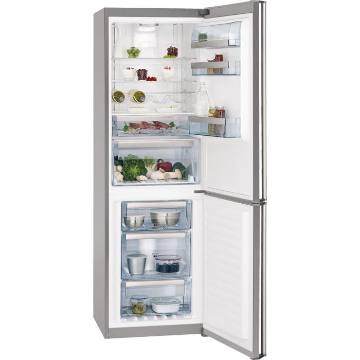 AEG S83520CMX2 volně stojící kombinovaná chladnička