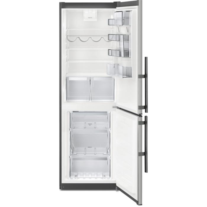 Electrolux EN3454MFX volně stojící kombinovaná chladnička