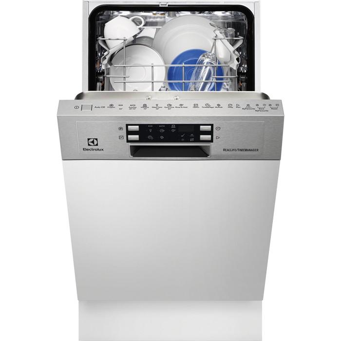 Electrolux ESI4620RAX vestavná myčka nádobí