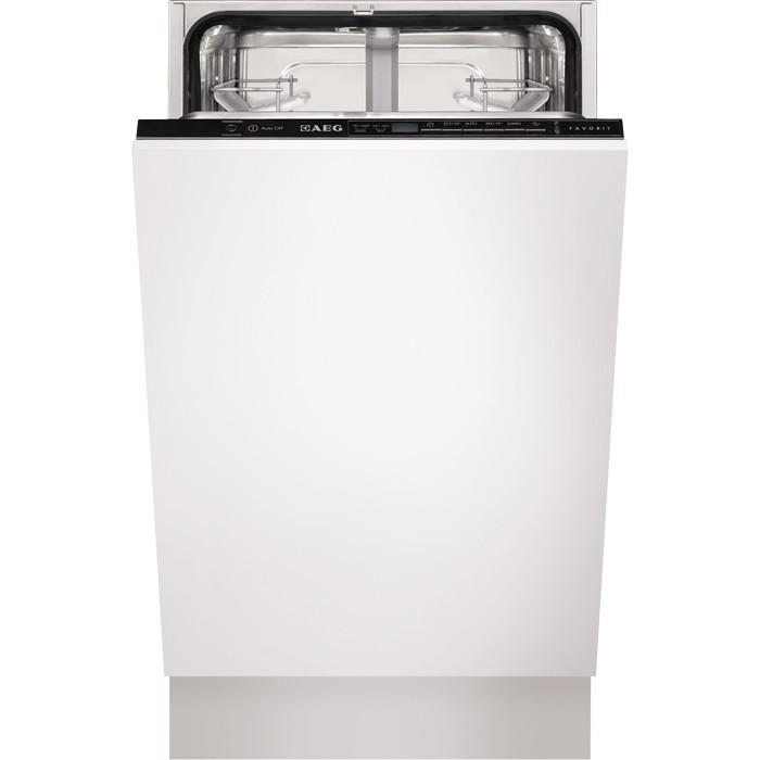 AEG F55410VI1 vestavná myčka nádobí