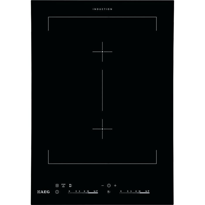 Powerslide Aeg: AEG Mastery HC452401EB Domino Indukční Varná Deska, černá