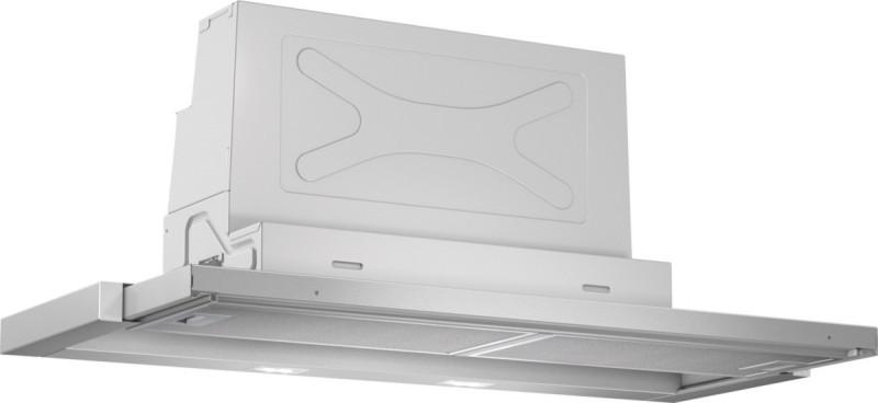 Bosch DFR097A50 plochý výsuvný odsavač par, stříbrná metalíza, 90 cm