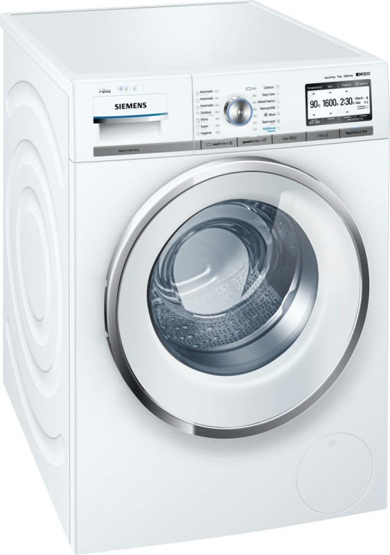 Siemens WM16Y891EU automatická pračka se systémem iDos
