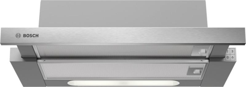 Bosch DHI625R plochý výsuvný odsavač par, nerez, 60 cm