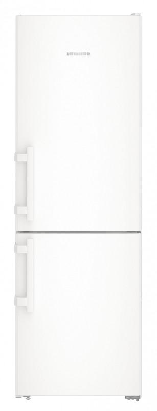Liebherr CU 3515 kombinovaná chladnička, bílá + Akce 5 let záruka zdarma