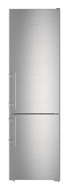 Liebherr CNef 4015 kombinovaná chladnička, NoFrost, nerez + Akce 5 let záruka zdarma