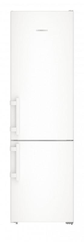 Liebherr CN 4015 kombinovaná lednice, NoFrost, bílá + Akce 5 let záruka zdarma