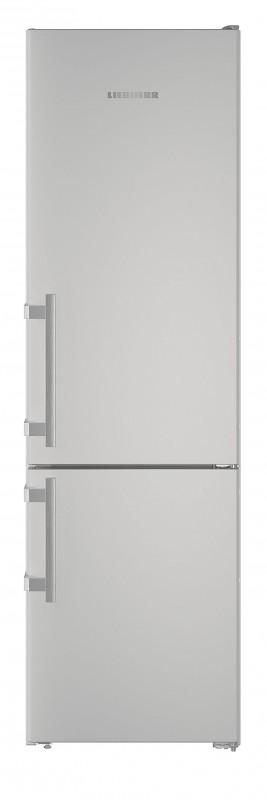 Liebherr CUsl 4015 kombinovaná chladnička, stříbrná + Akce 5 let záruka zdarma