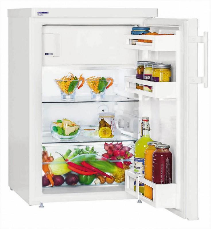 Liebherr T 1414 kombinovaná chladnička, bílá + Akce 5 let záruka zdarma