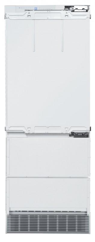 Liebherr ECBN 5066 kombinovaná vestavná chladnička, bílá, panty vlevo + Akce 5 let záruka zdarma