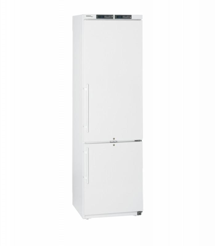 Liebherr LCexv 4010 kombinovaná chladnička pro laboratorní účely, bílá + Akce 5 let záruka zdarma