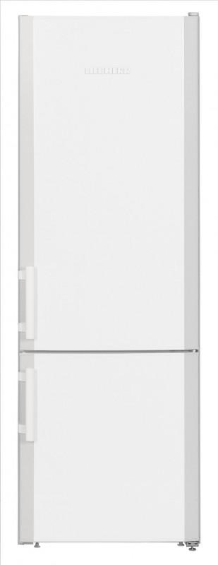Liebherr CU 2811 kombinovaná chladnička, bílá + Akce 5 let záruka zdarma