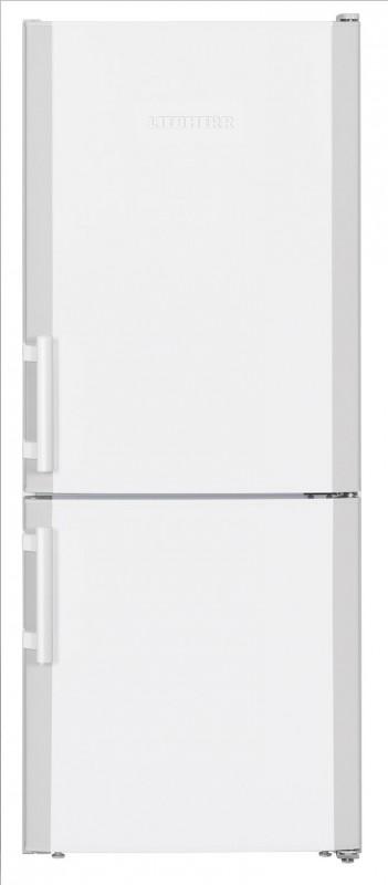 Liebherr CU 2311 kombinovaná chladnička, bílá + Akce 5 let záruka zdarma