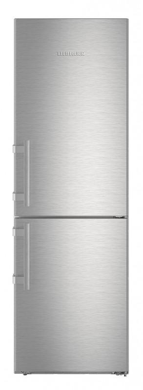 Liebherr CBef 4315 kombinovaná chladnička, nerez + Akce 5 let záruka zdarma