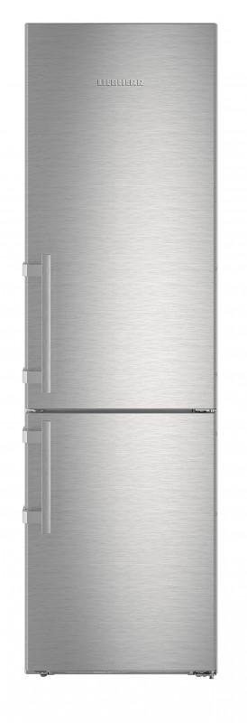 Liebherr CBPef 4815 kombinovaná chladnička, BioFresh, nerez + Akce 5 let záruka zdarma