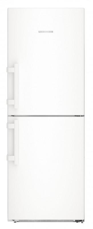 Liebherr CN 3715 kombinovaná chladnička, NoFrost, bílá + Akce 5 let záruka zdarma