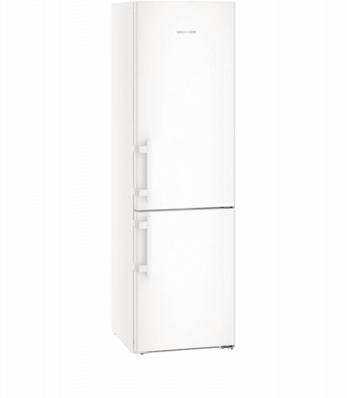 Liebherr CN 4815 kombinovaná chladnička, NoFrost, bílá + Akce 5 let záruka zdarma