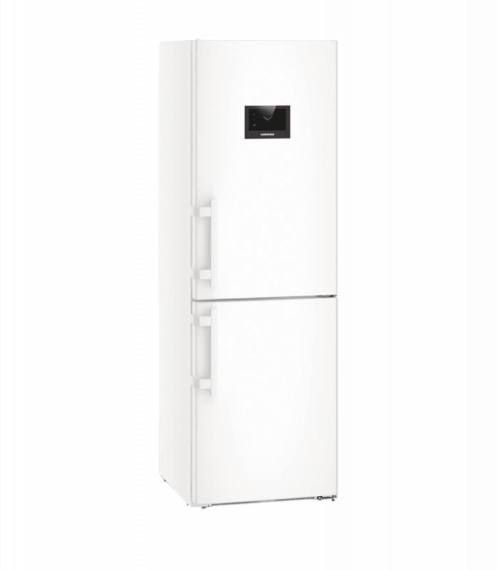 Liebherr CNP 4358 kombinovaná chladnička, NoFrost, bílá + Akce 5 let záruka zdarma