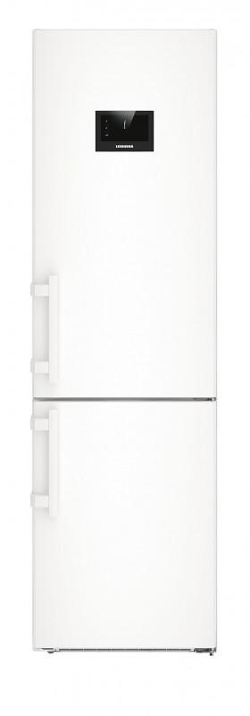 Liebherr CBNP 4858 kombinovaná chladnička, BioFresh, NoFrost, bílá + Akce 5 let záruka zdarma