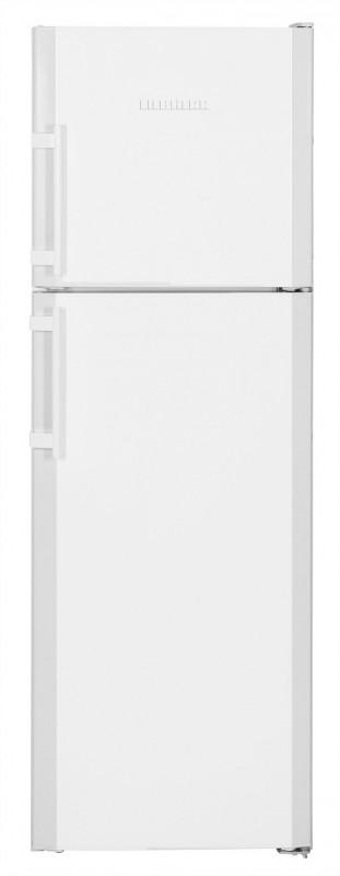 Liebherr CTN 3223 kombinovaná chladnička, NoFrost, bílá + Akce 5 let záruka zdarma
