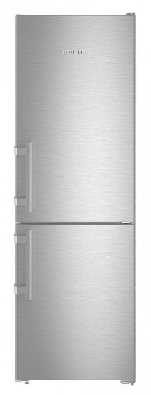 Liebherr CNef 3515 kombinovaná chladnička, NoFrost, nerez + Akce 5 let záruka zdarma
