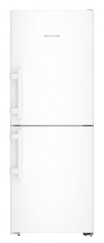 Liebherr CN 3115 kombinovaná lednice, NoFrost, bílá + Akce 5 let záruka zdarma
