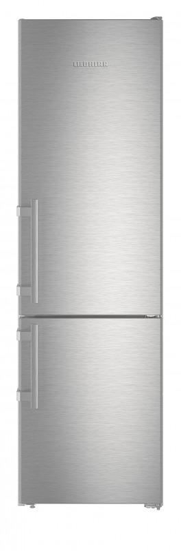 Liebherr Cef 4025 kombinovaná chladnička, nerez + Akce 5 let záruka zdarma