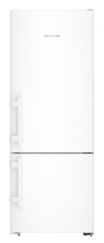 Liebherr CU 2915 kombinovaná chladnička, bílá + Akce 5 let záruka zdarma