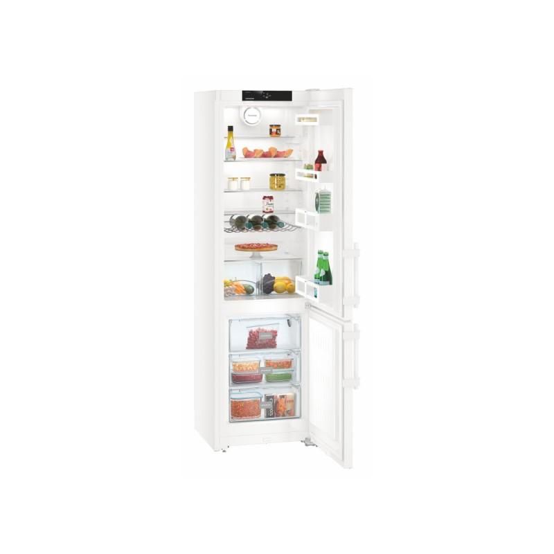 Liebherr C 3825 kombinovaná chladnička, bílá + Akce 5 let záruka zdarma