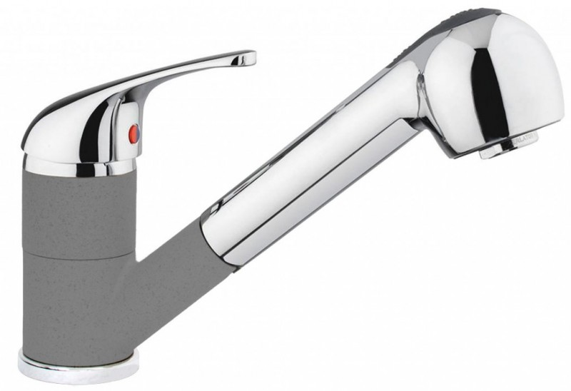 Sinks Sinks CAPRI 4 S - 72 Titanium - Záruka 5 let