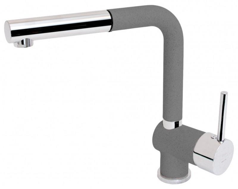 Sinks Sinks MIX 3 P - 72 Titanium - Záruka 5 let