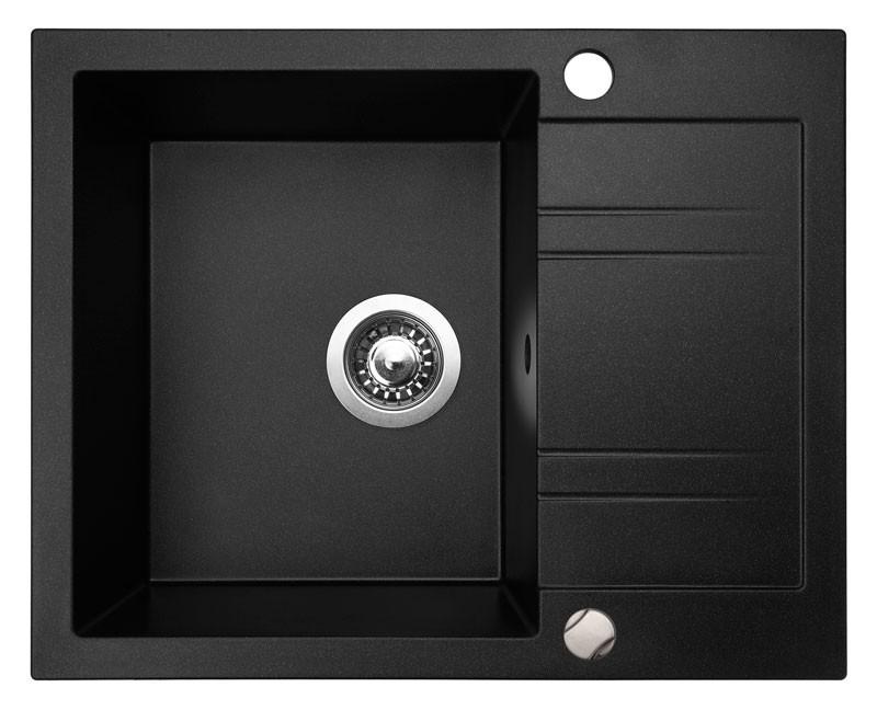 Sinks Sinks LINEA 600 Granblack - Záruka 5 let