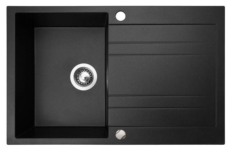 Sinks Sinks GRANDE 800 Granblack - Záruka 5 let