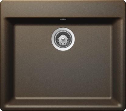 Schock Mono N-100L CRISTADUR Vintage granitový dřez horní montáž