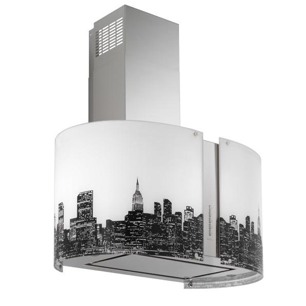 Falmec NEW YORK/LED MIRABILIA ostrůvkový 65 cm 800 m3/h