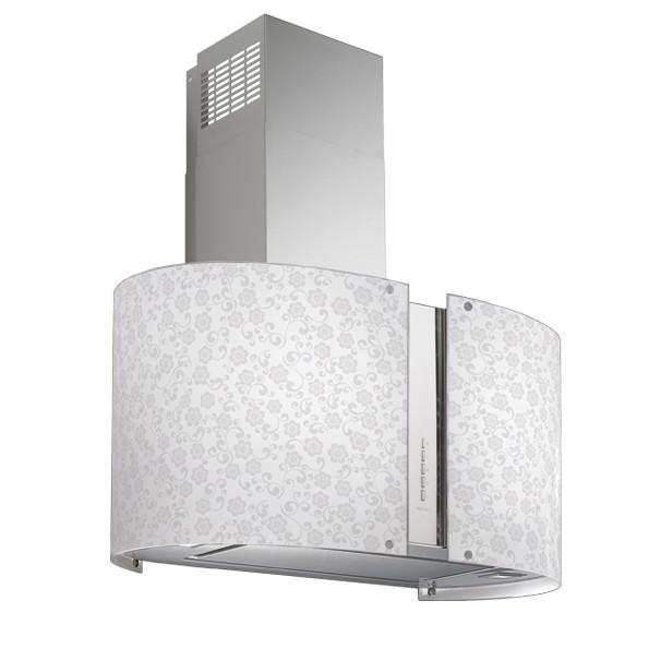 Falmec MARGHERITA/LED MIRABILIA ostrůvkový 85 cm 800 m3/h