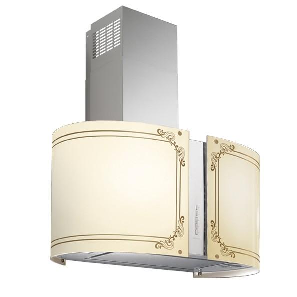 Falmec LIBERTY/LED MIRABILIA ostrůvkový 85 cm 800 m3/h