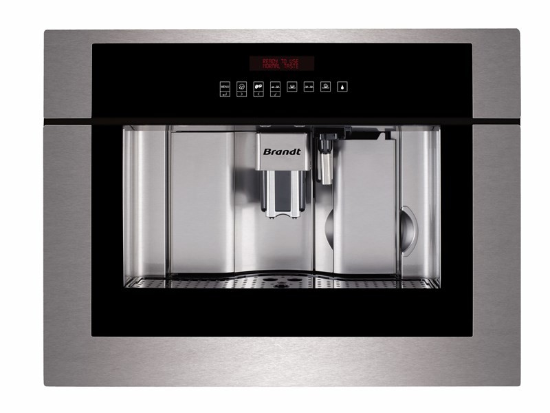 Brandt CMB1200X espresso vestavné