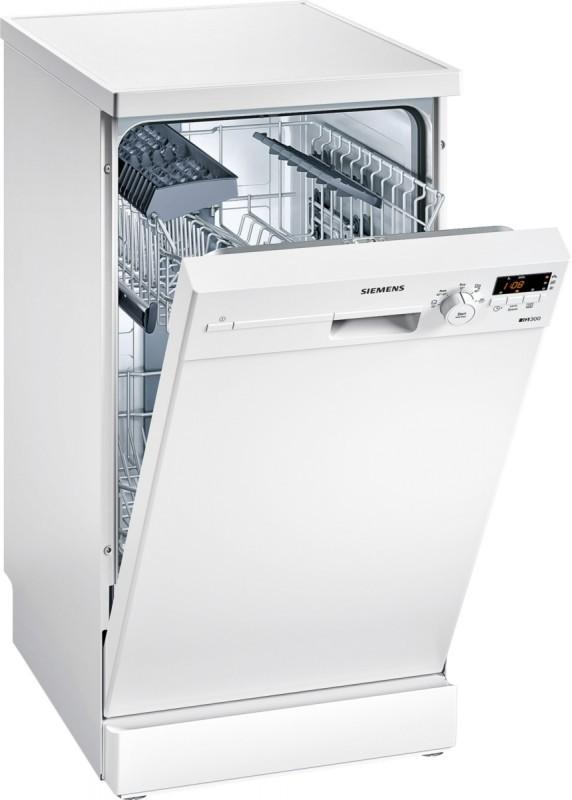 Siemens SR25E207EU volně stojící myčka, bílá, 45cm