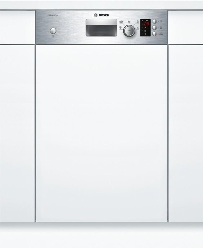 Bosch SPI50E95EU vestavná myčka, nerez, 45 cm