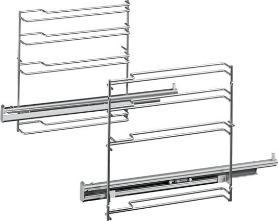 Bosch HEZ638100 1násobný teleskopický výsuv (standard)
