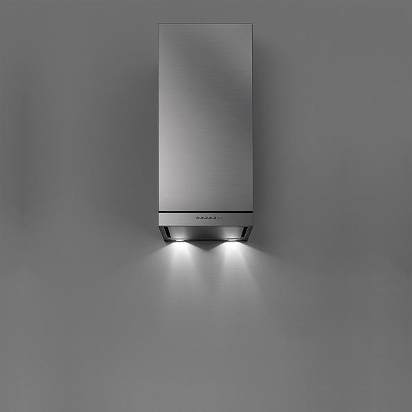 Falmec MIRA TOP FASTEEL nástěnný 40 cm TELESCOPIC 800m3/h