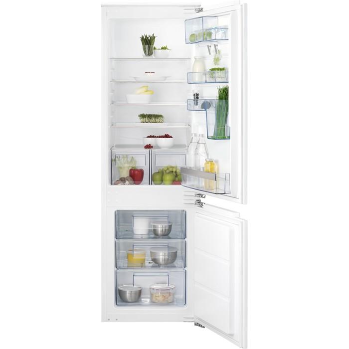 AEG SCS61800FF vestavná kombinovaná chladnička