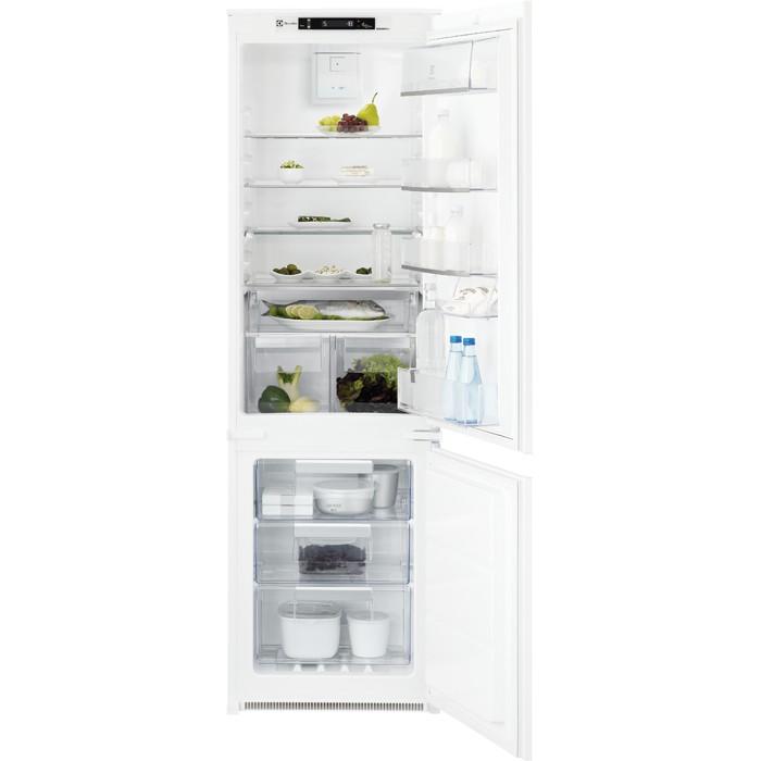 Electrolux ENN2853BOW vestavná kombinovaná chladnička