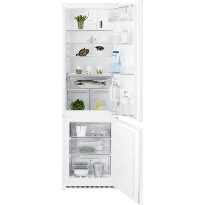 Electrolux ENN2812COW vestavná kombinovaná chladnička