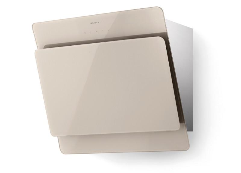Faber COCKTAIL XS EG6 ALMOND A55 nerez / mandlové sklo + Akce 5 let záruka zdarma